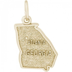 GEORGIA ATLANTA ENGRAVABLE