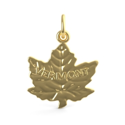 VERMONT MAPLE LEAF