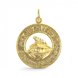 FLORIDA KEY WEST ENGRAVABLE