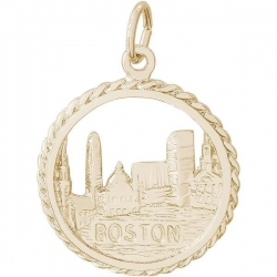 BOSTON SKYLINE ENGRAVABLE