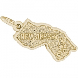 NEW JERSEY ATLANTIC CITY ENGRAVABLE