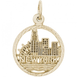 NEW YORK SKYLINE ENGRAVABLE