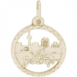 TEXAS SAN ANTONIO ENGRAVABLE