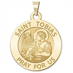 Saint Tobias Medal   EXCLUSIVE