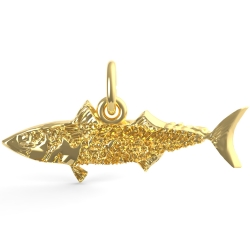 FISH MACKAREL ENGRAVABLE
