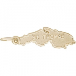 ST  THOMAS ENGRAVABLE
