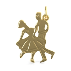 SQUARE DANCERS ENGRAVABLE