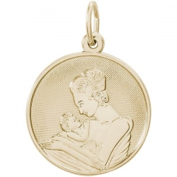 MOM   BABY ENGRAVABLE