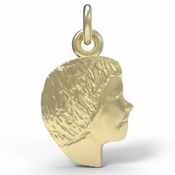 GIRLHEAD ENGRAVABLE