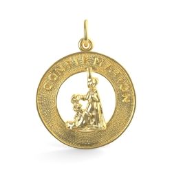 CONFIRMATION GIRL ENGRAVABLE