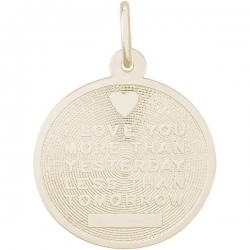 LOVE ENGRAVABLE