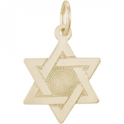 STAR OF DAVID ENGRAVABLE