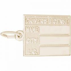 DRIVERS LICENSE ENGRAVABLE
