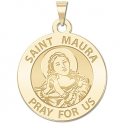 Saint Maura Medal  EXCLUSIVE