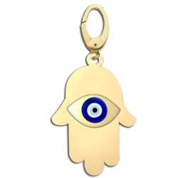 Hamsa  Protector of Evil Eye  Color Charm