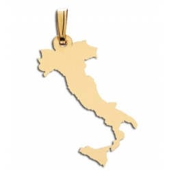 Italy   Personalized Pendant or Charm