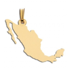 Mexico Pendant or Charm