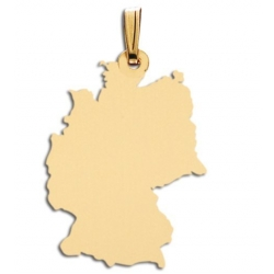 Germany Pendant or Charm