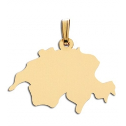 Switzerland Pendant or Charm