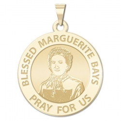 Blessed Marguerite Bays Medal  EXCLUSIVE
