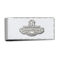 New York Yankee s Money Clip