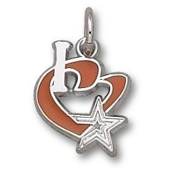 Houston Astros 1 2 Inch Charm