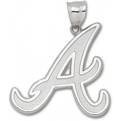 Atlanta Braves 1 1 2 Inch Medallion