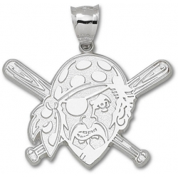 Pitsburgh Pirates 1 1 2 Inch Medallion
