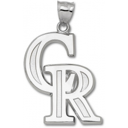 Colorado Rockies Large Medallion