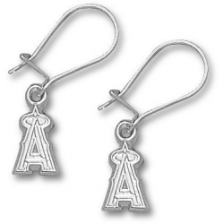 Anaheim Angels 1 2 Inch Earrings