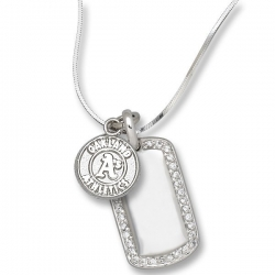 Oakland Athletics 1 2 x 1 Inches Charm