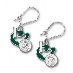 Oakland Athletics 1 2 Inch Earrings