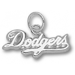 Los Angeles Dodgers 3 4 Inch Charm