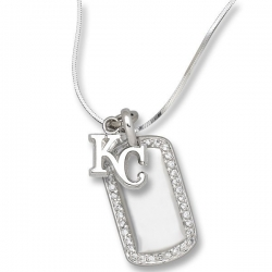 Kansas City Royals 1 2 x 1 Inches Charm