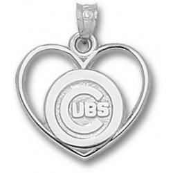 Chicago Cubs 3 4 Inch Medallion
