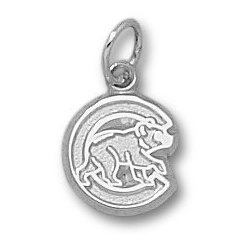 Chicago Cubs 3 8 Inch Charm