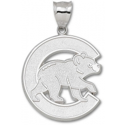 Chicago Cubs 1 1 2 Inch Medallion
