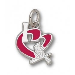 St Louis Cardinals 1 2 Inch Medallion