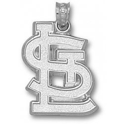 St Louis Cardinals 3 4 Inch Medallion