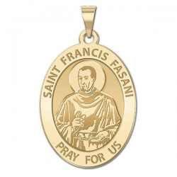 Saint Francis Fasani  EXCLUSIVE
