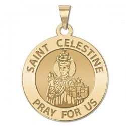 Saint Celestine Medal  EXCLUSIVE