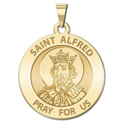 Saint Alfred Medal  EXCLUSIVE