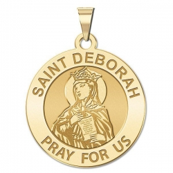 Saint Deborah Medal  EXCLUSIVE