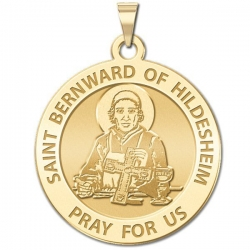 Saint Bernward of Hildesheim Medal  EXCLUSIVE
