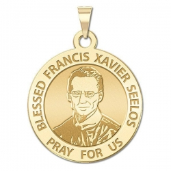 Blessed Francis Xavier Seelos Religious Medal  EXCLUSIVE