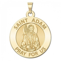 Saint Adam Medal    EXCLUSIVE