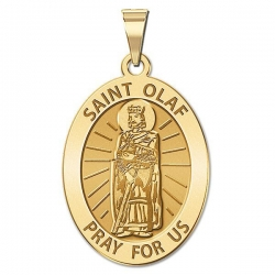 Saint Olaf of Norway Medal     EXCLUSIVE