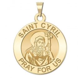 Saint Cyril Medal    EXCLUSIVE