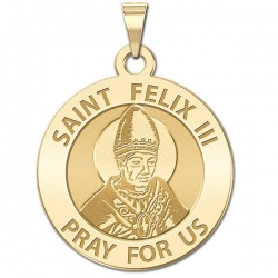 Saint Felix III Medal   EXCLUSIVE