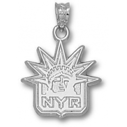 New York Rangers 5 8  Inch Charm